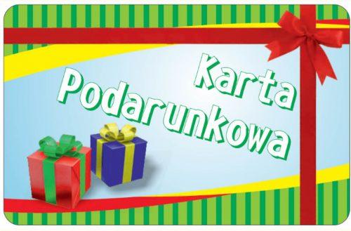 Karta podarunkowa na zakupy w sklepie odnarodzin i odnarodzin.pl