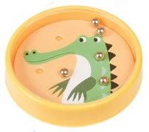 Gra zręcznościowa dla dzieci  od 3 roku życia krokodyl