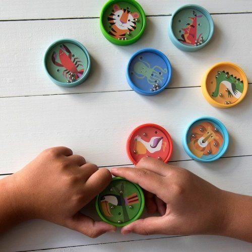 Gra zręcznościowa dla dzieci  od 3 roku życia tukan