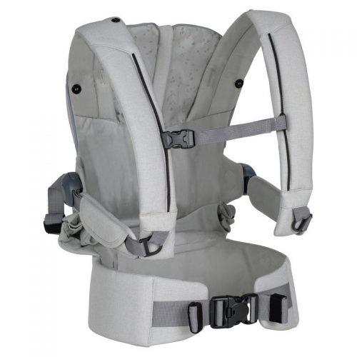 Besafe nosidełko haven dla niemowląt od miesiaca do 15 kg Basic szare