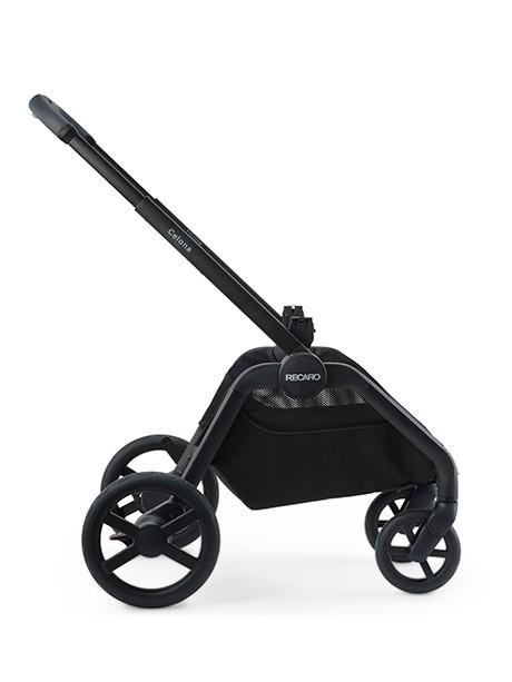 Rama wózka Recaro Celona stelaż czarny