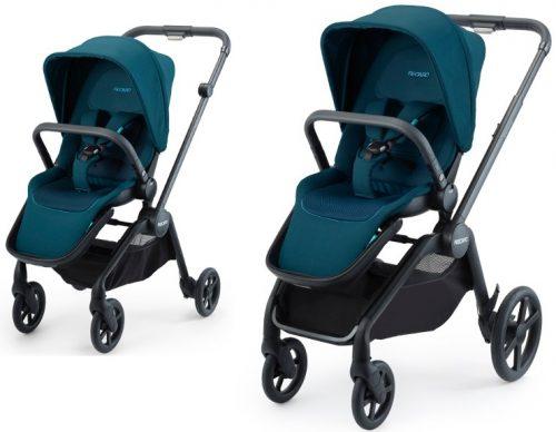 Recaro siedzisko spacerowe do wózka Sadena lub Celona kolor Select Teal Green