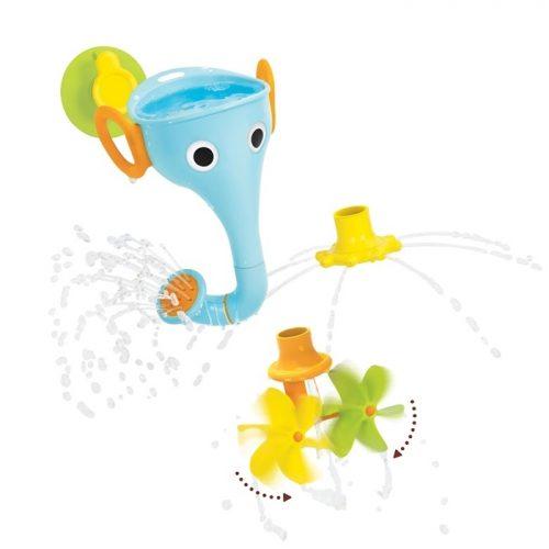 Yookido zabawka do kąpieli dla dziecka słoń FunElefun