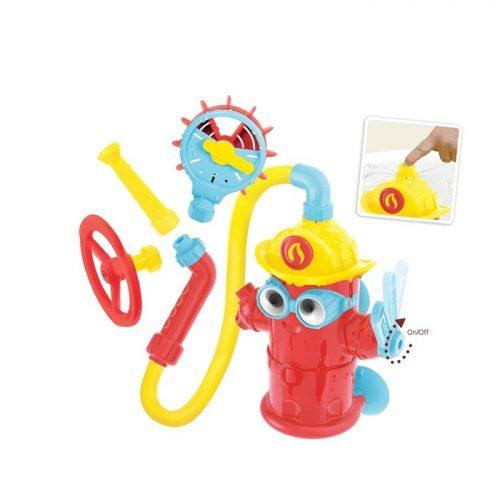 Yookido strażak Redy zabawka do kąpieli do wanny