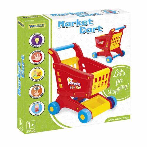 Wader wózek na zakupy wózek do sklepu spożywczego 25520