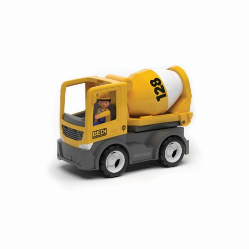 Wader Multigo Biuld betoniarka z kierowcą EF27277 27cm