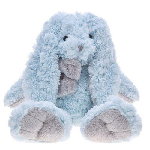 Pluszak zabawka maskotka dla dziecka Beppe królik carlito mietowy 35cm