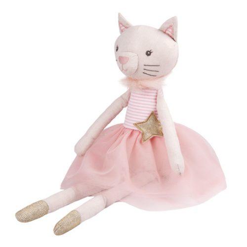 Pluszak zabawka maskotka dla dziecka Beppe Kotka TOUTOU 42 cm