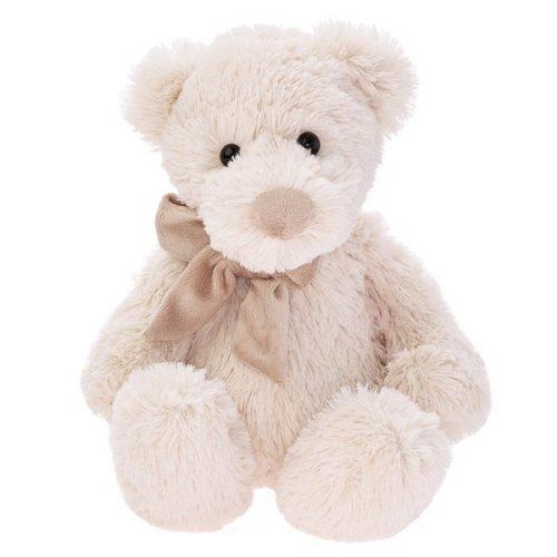 Pluszak zabawka maskotka dla dziecka Beppe Miś Timoteo beżowy 28 cm