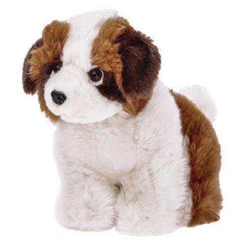 Pluszak zabawka maskotka dla dziecka Beppe Pies Bernardyn siedzący 20 cm