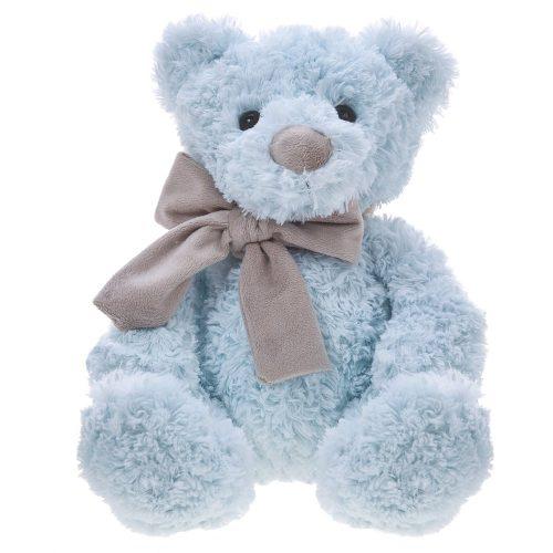 Pluszak zabawka maskotka dla dziecka Beppe Miś CHARLIE miętowy 27 cm