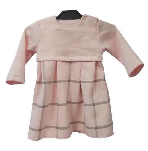Ewa Klucze sukienka Ceremony Sweterek róż 92
