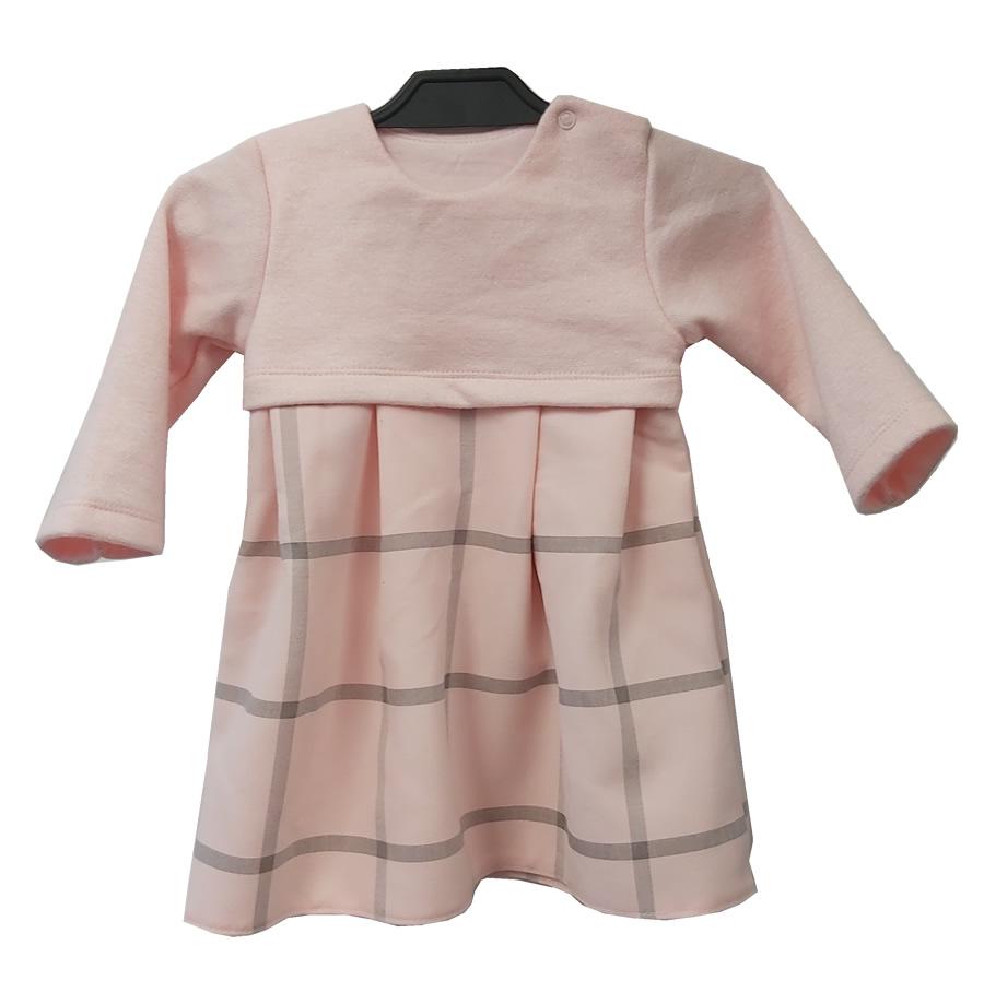 Ewa Klucze sukienka Ceremony Sweterek róż 98