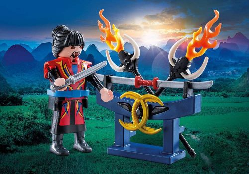 Figurka dla dziecka Playmobil 70158 zajatycki wojownik