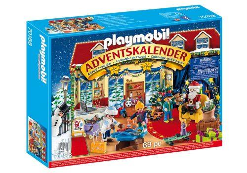 Kalendarz adwentowy boże narodzenie Playmobil 70188