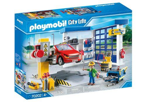 Playmobil warsztat samochodowy70202 zabawka