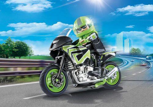 Figurki Playmobil 70204 wycieczka motocyklowa