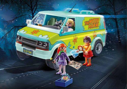 Playmobil Csooby Doo Auto Myster Machine 70286 łowcy duchów