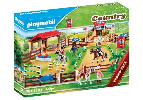 Playmobil 70337 Duży turniej jeździecki Country stadnina