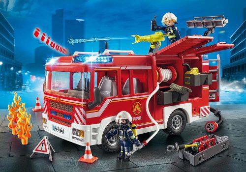 Wóz ratowniczy 9464 samochód straży pożarnej, pojazd ratowniczy 28cm