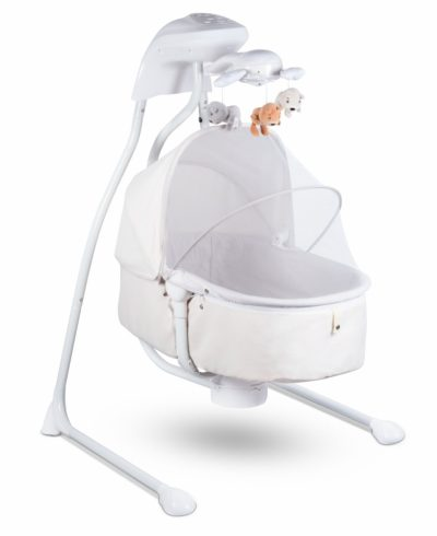 huśtawka dla niemowląt automatyczna