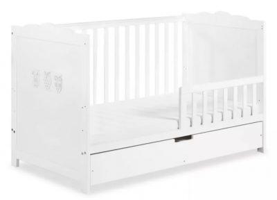 łóżeczko dziecięce 120x60 z funkcją sofy