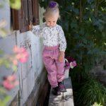 bluzka dla dziewczynki Pinokio My Garden