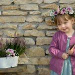 ubrania dla dziewczynki Pinokio My Garden