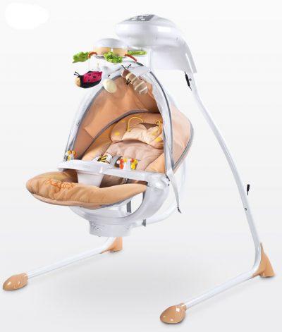 huśtawka mechaniczna dla niemowląt huśtawki dla dzieci