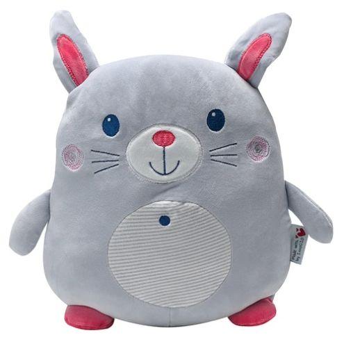 Innogio GIOplush maskotka pluszowa Rabbit Gray GIO-822 32 cm