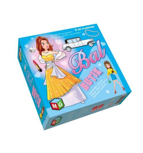 Gra planszowa dla dzieci Multigra multigra butik bal 5+