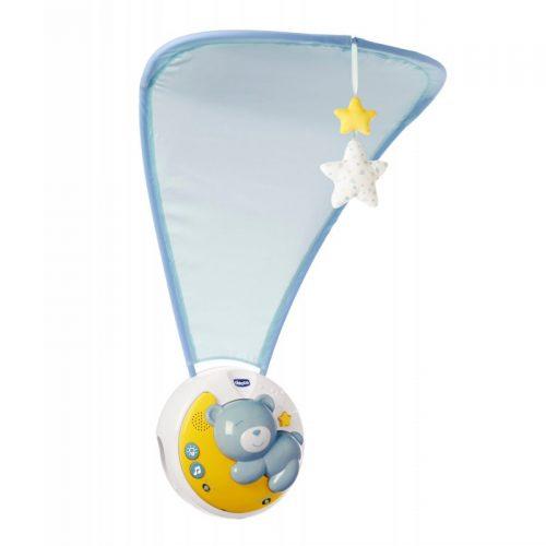 Karuzela nad łóżeczko Next2Moon karuzelka do łóżeczka Chicco niebieska