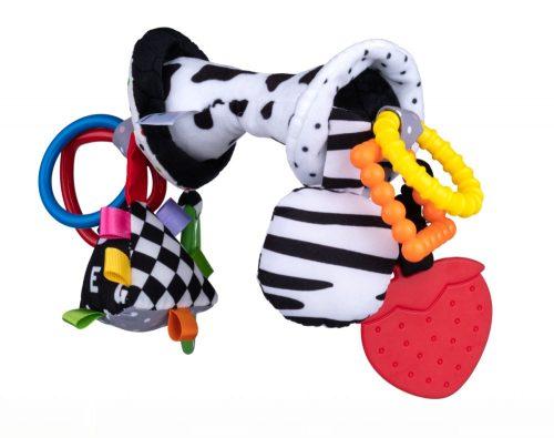 Balibazoo Zabawka sensoryczna Twister 0+ DD80361 Dumel