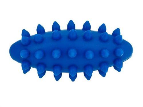 Fasola sensoryczna zabawka do rehabilitacji 7,4cm Tullo niebieska