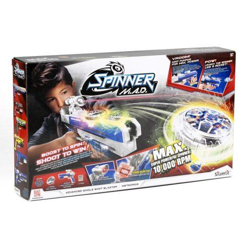 Silverlit spinner advanced blaster meteorid 5+ 86305 wyrzutnia pistolet na spinery