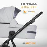 Ultra Light Riko wózek 2w1 regulacja rączki