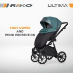 spacerówka Ultra Light Riko wózek 2w1