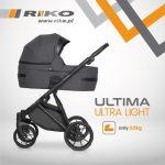 trwały Ultra Light Riko wózek wielofunkcyjny