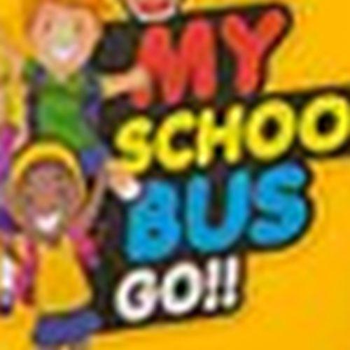 Milly Mally jeździk grający dla dziecka Tipi school bus 18m+