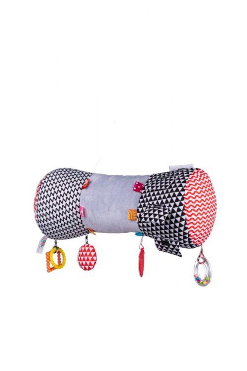 Wałek sensoryczny dla niemowląt 3m+ 43x18x18 DD80365 Balibazoo