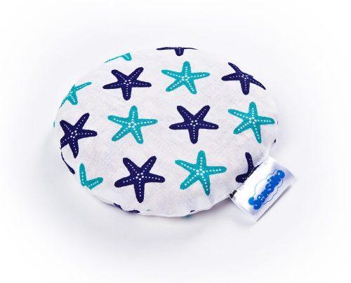 Sensillo termofor niemowlęcy antykolkowy z pestkami wiśni rozgwiazdy 0+ 15cm