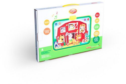 Dumel muzyczna mata dla dzieci wiejska chata dd80043 12m+ 50x70cm