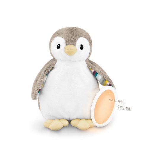 Zazu szumiąca przytulanka lampka pingwin Phoebe z detektorem płaczu 0+