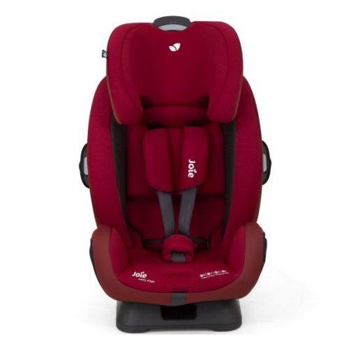 Fotelik samochodowy Joie Every Stage 0-36 kg montowany tyłem lub przodem do kierunku jazdy kolor Cranberry
