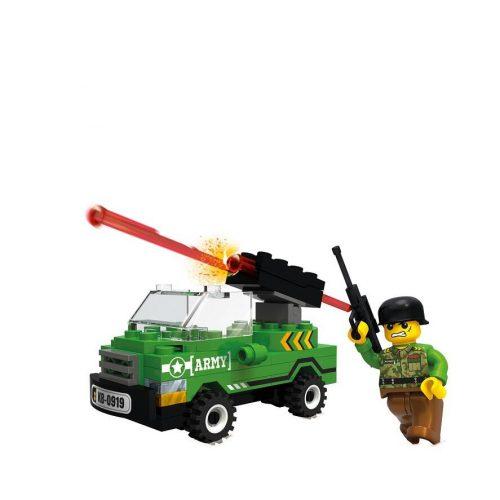 Blocki klocki My Fire Wóz gaśniczy KB0819 9.4x14.5x4 cm