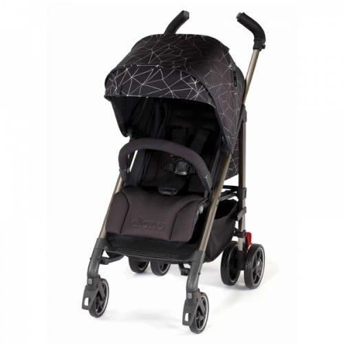 Wózek spacerowy Diono Flexa kolor Black Platinium