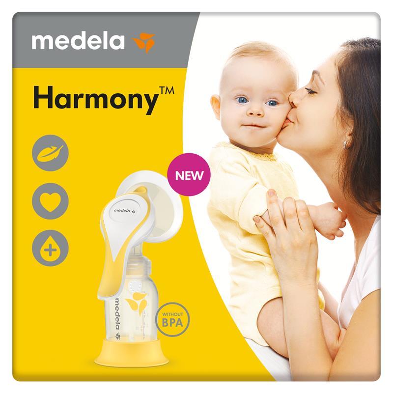 Ręczny laktator Medela Harmony Flex zestaw