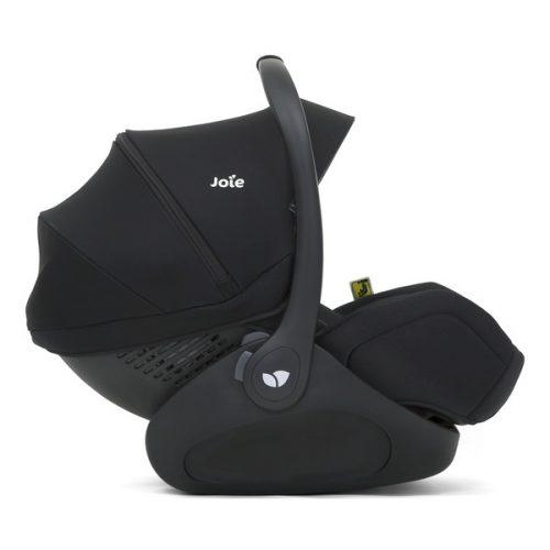 Fotelik samochodowy 0-13 kg Joie i-Level V.3 i-Size z bazą isofix kolor Coal