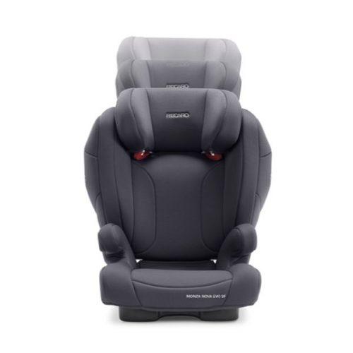 Recaro Monza Nova Evo fotelik samochodowy 15-36 kg isofix 4*ADAC kolor Deep Black