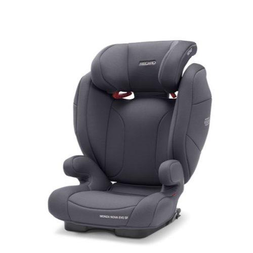 Fotelik samochodowy 15-36 kg Recaro Monza Nova Evo Seatfix kolor Simply Grey